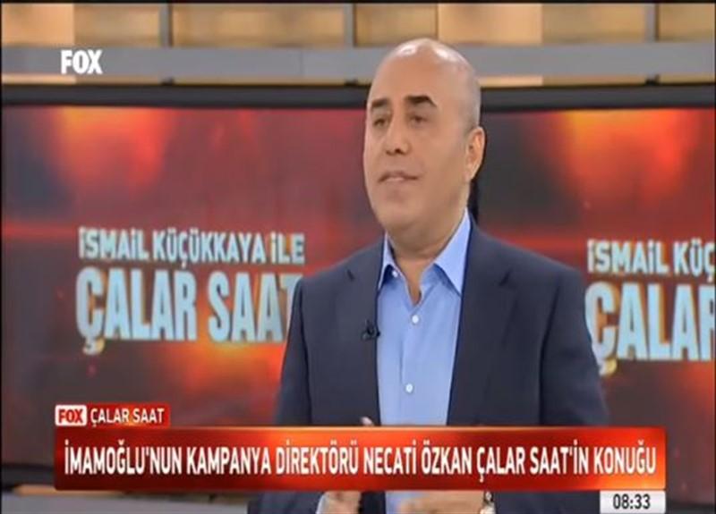 Necati Özkan_Çalar Saat